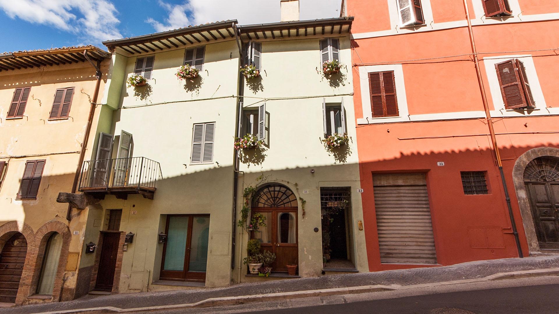 Street Spoleto