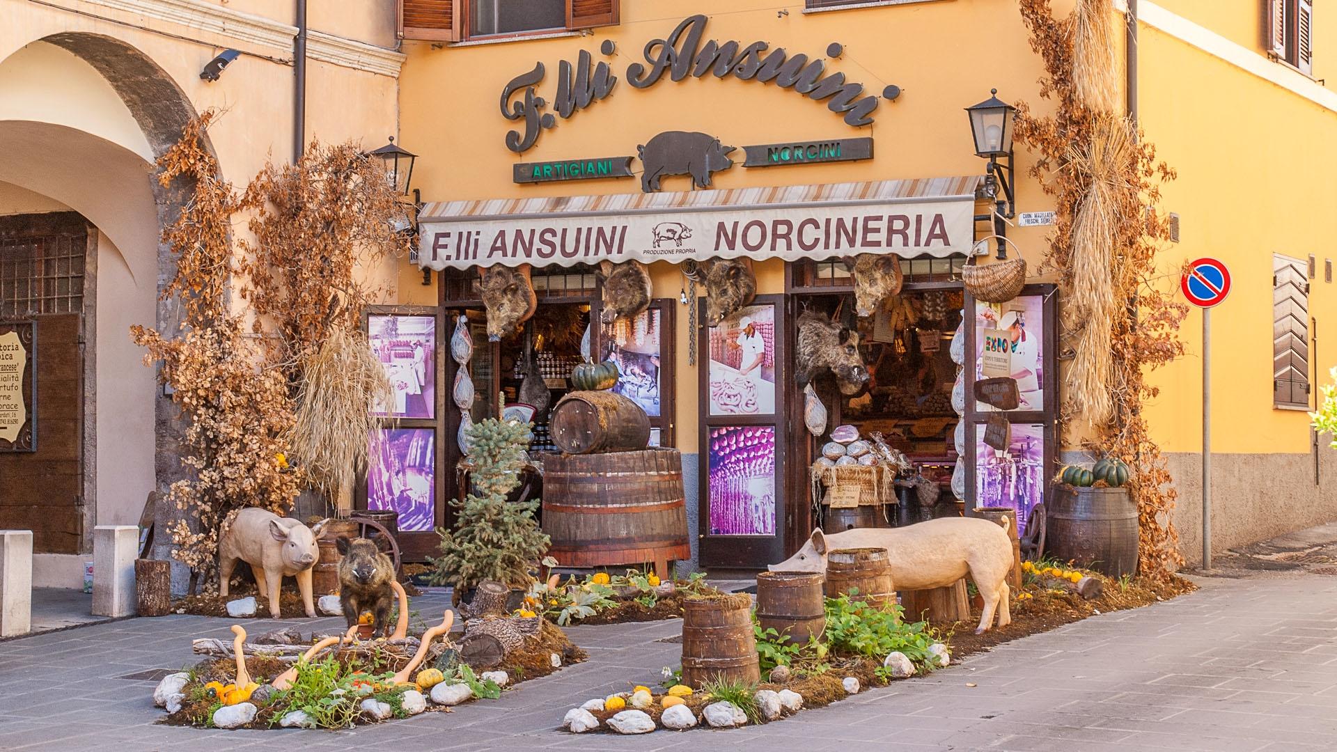 Norcia Perugia