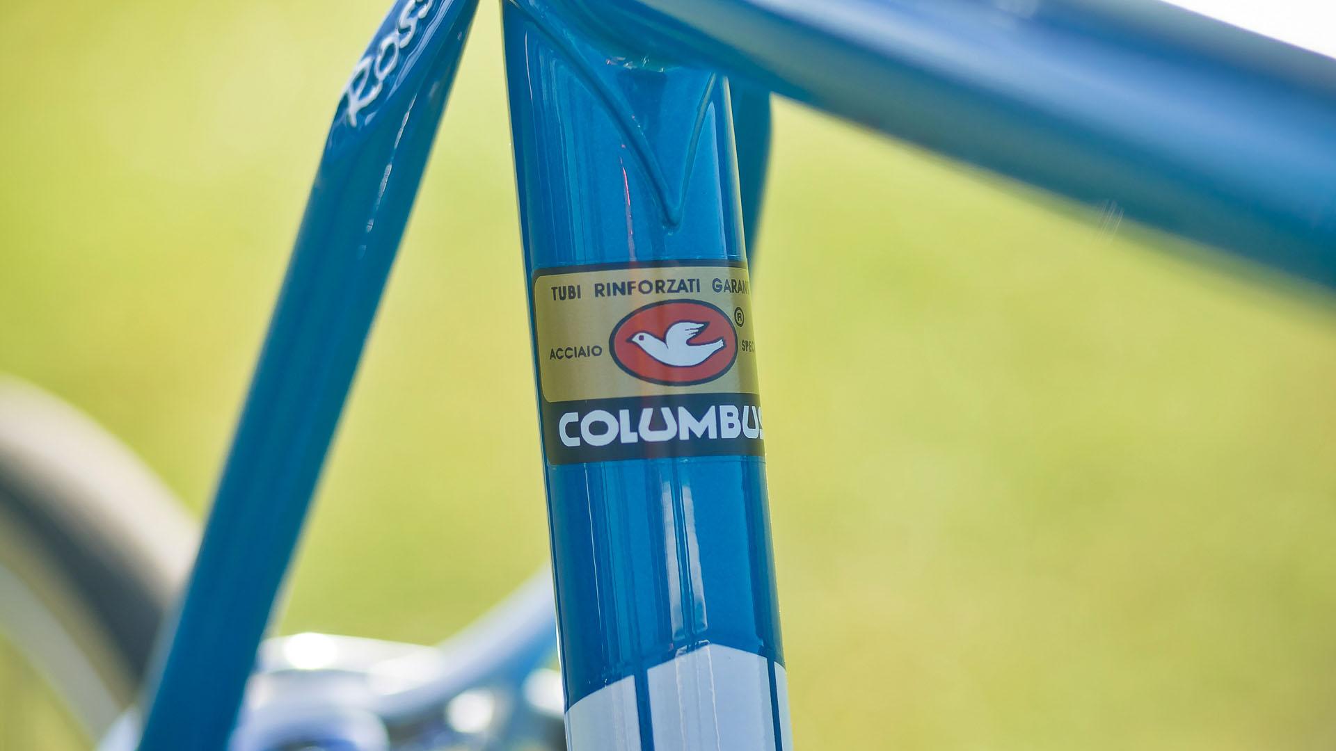 Columbus decal.