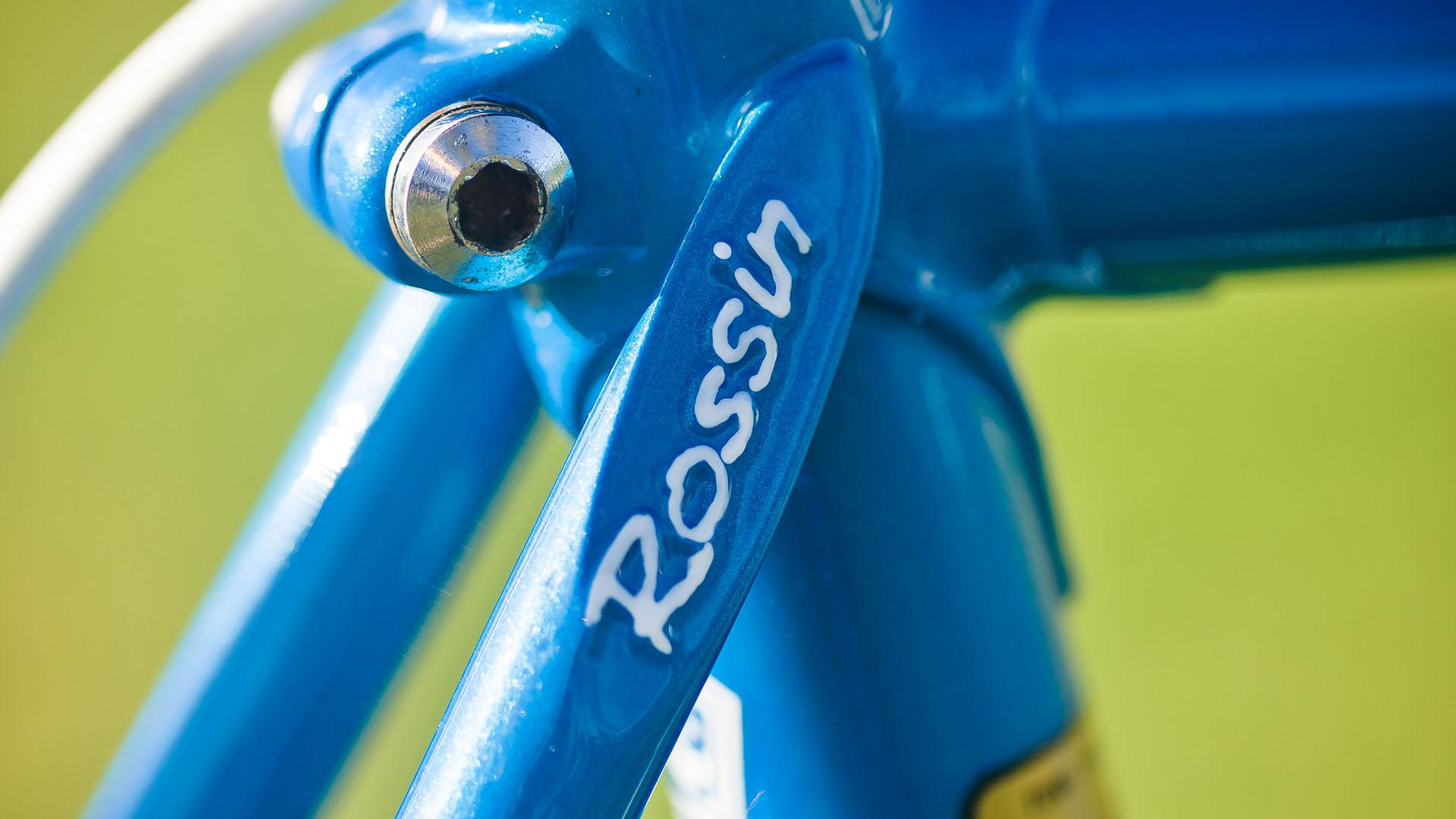 rear stay detail
