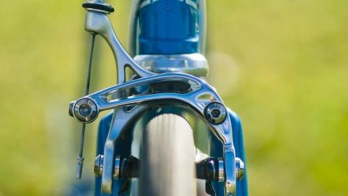 front brake detail