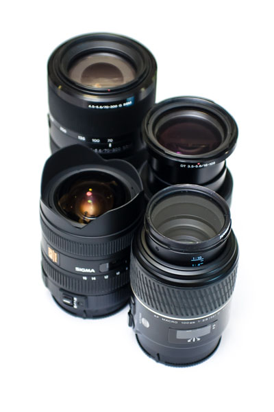 Why Your Camera Lenses Do Matter